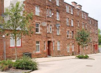 Thumbnail 1 bed flat for sale in 1, Maxwell Street, 2-1, Port Glasgow, Inverclyde PA145Rq