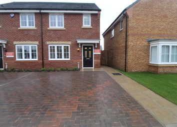 Thumbnail 2 bedroom terraced house to rent in Ladyburn Way, Hadston, Morpeth