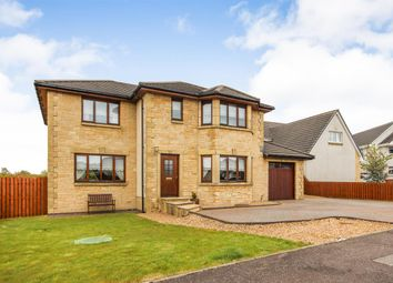Thumbnail 5 bed detached house for sale in Marshall Drive, California, Falkirk