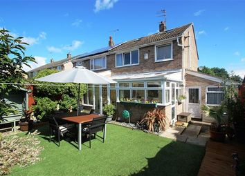 Thumbnail 3 bedroom semi-detached house for sale in Beacon View, South Kirkby, Pontefract