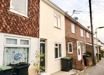 Thumbnail 3 bed terraced house to rent in Alver Road, Gosport