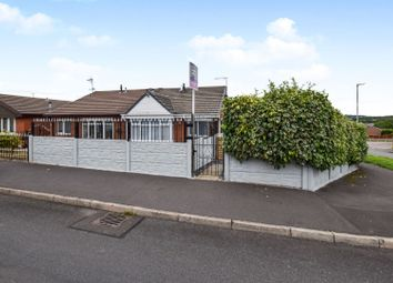 Thumbnail 2 bed semi-detached bungalow for sale in Gawsworth Close, Stoke-On-Trent
