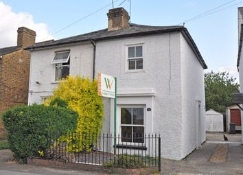 Thumbnail 2 bed semi-detached house to rent in Cordwallis Road, Maidenhead