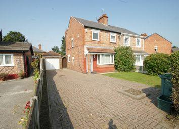 Thumbnail Semi-detached house for sale in Regent Street, Ellesmere Port, Cheshire.