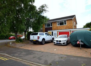Thumbnail 4 bedroom detached house to rent in Fielding Court, Eaton Ford, St Neots, Cambridgeshire