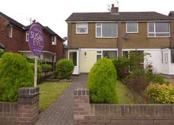 Thumbnail 3 bed semi-detached house for sale in North Drive, Thornton-Cleveleys