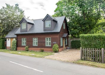 Thumbnail 2 bed detached house to rent in Wedmans Lane, Rotherwick, Hook