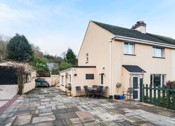 Thumbnail 3 bed semi-detached house for sale in Shadycombe Road, Salcombe