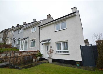 Thumbnail 2 bed end terrace house for sale in Lairhills Road, The Murray, East Kilbride