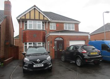Thumbnail 4 bed detached house for sale in Flindo Crescent, Lansdown Gardens, Cardiff