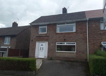 Thumbnail 3 bed semi-detached house for sale in St. Johns Road, Biddulph, Staffordshire