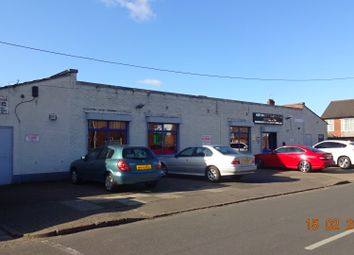 Thumbnail Industrial for sale in Sidwell St, North Evington, Leicester
