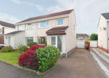 Thumbnail 3 bed semi-detached house for sale in Billings Road, Motherwell, North Lanarkshire