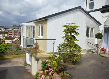 Thumbnail 2 bedroom detached bungalow to rent in Hyview, 27 Barnpark Road, Teignmouth, Devon