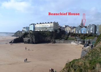Thumbnail 1 bed flat for sale in Flat 2 Beauchief House, St. Julians Terrace, Tenby, Pembrokeshire