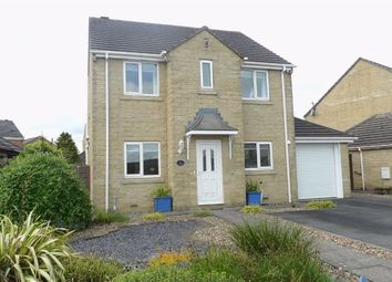 Thumbnail 4 bedroom detached house for sale in The Meadows, Dove Holes, Derbyshire