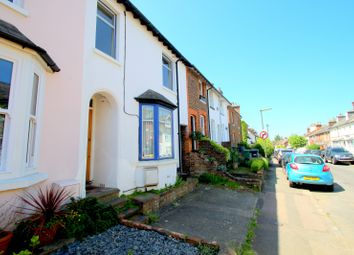 Thumbnail 3 bed terraced house to rent in Lesbourne Road, Reigate