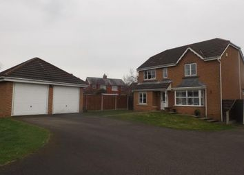Thumbnail 4 bedroom detached house for sale in Redwood Drive, Chorley, Lancashire
