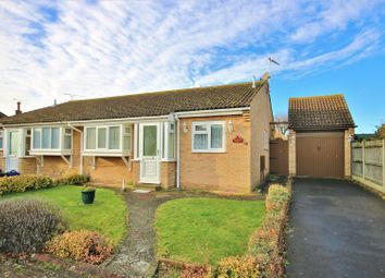 Thumbnail 2 bed semi-detached bungalow for sale in Stallards Crescent, Kirby Cross, Frinton-On-Sea