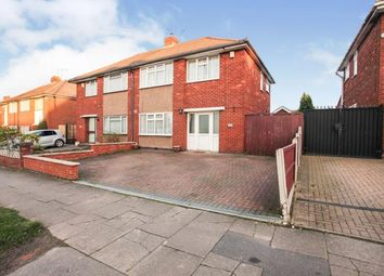 3 bed semi-detached house for sale in Beake Avenue, Whitmore Park, Coventry, West Midlands CV6