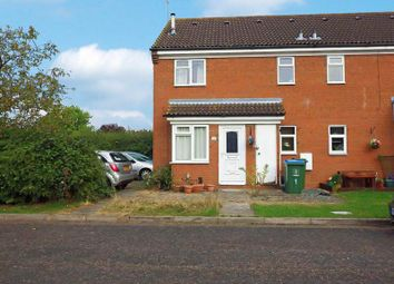 Thumbnail 1 bed terraced house to rent in Miles End, Aylesbury, Buckinghamshire