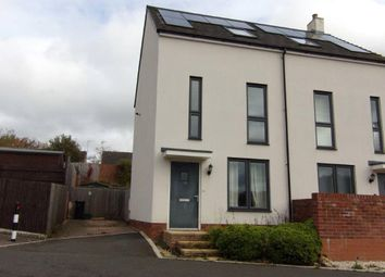 Thumbnail 3 bed semi-detached house for sale in White Chapel Row, Cinderford, Gloucestershire