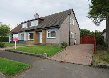 Thumbnail 3 bed semi-detached house for sale in Bain Crescent, Helensburgh