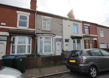 Thumbnail 3 bed terraced house for sale in George Street, Coventry