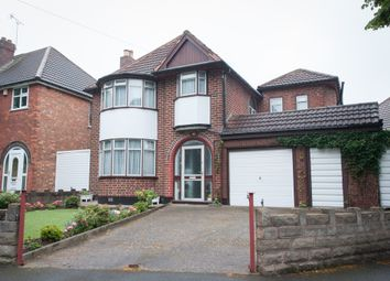 Thumbnail 4 bed detached house for sale in Berkswell Road, Erdington, Birmingham