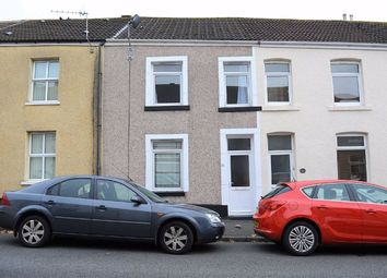 Thumbnail 3 bedroom terraced house for sale in Gelli Street, Port Tennant, Swansea