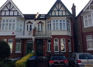 Thumbnail 3 bed flat to rent in Fox Lane, London
