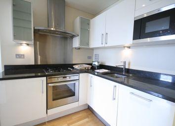 Thumbnail 1 bed flat to rent in Trafalgar Point, Downham Road, Islington