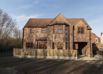 Thumbnail 3 bed detached house for sale in Moss Road, Askern, Doncaster, South Yorkshire