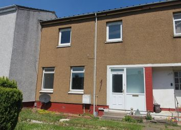 Thumbnail 3 bed terraced house to rent in Logans Road, Motherwell, North Lanarkshire