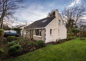 Thumbnail 3 bed detached bungalow for sale in Bradshawgate Drive, Silverdale, Carnforth