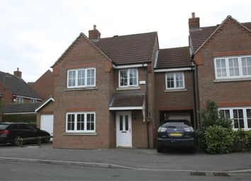 Thumbnail 4 bed link-detached house for sale in Piccard Drive, Spalding, Lincolnshire
