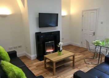 Thumbnail 2 bed flat to rent in Hazelwood Avenue, Newcastle Upon Tyne