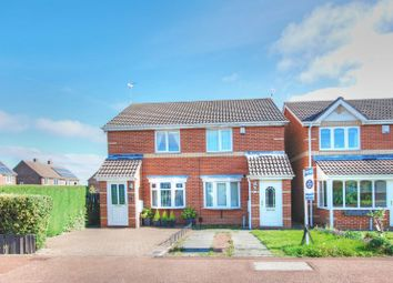 Thumbnail 2 bed semi-detached house for sale in Broad Meadows, Kenton, Newcastle Upon Tyne