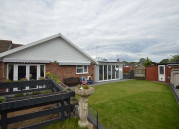 Thumbnail 2 bed semi-detached bungalow for sale in Marshall Close, New Costessey, Norwich