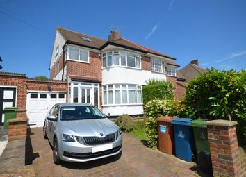 Thumbnail 4 bed semi-detached house for sale in Vernon Drive, Stanmore