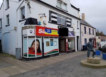 Retail premises to let in Market Place, Eyemouth TD14