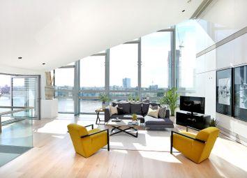 Thumbnail 3 bedroom flat for sale in Montevetro, 100 Battersea Church Road, Battersea