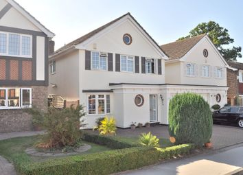 Thumbnail 4 bed link-detached house for sale in Masefield View, Orpington