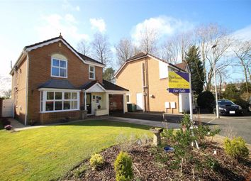 Thumbnail 4 bed detached house for sale in The Pastures, Grimsargh, Preston