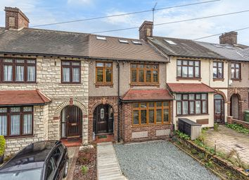 4 bed terraced house for sale in Milborough Crescent, London SE12