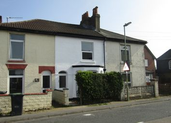 Thumbnail 4 bed terraced house to rent in Grove Road, Gosport
