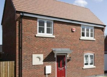 Thumbnail 3 bed detached house for sale in Winchester Road, Blaby, Leicester