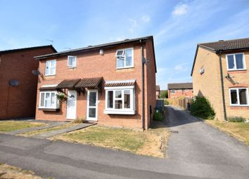Thumbnail 2 bed semi-detached house for sale in Anton Way, Aylesbury
