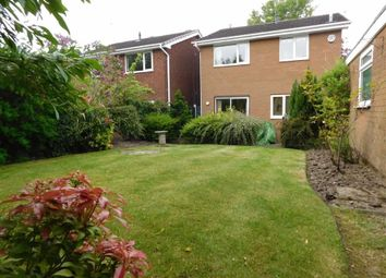 Thumbnail 3 bed detached house for sale in Flaggwood Avenue, Marple, Stockport