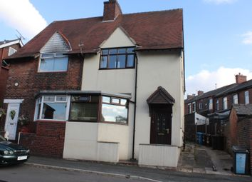 Thumbnail 2 bed semi-detached house for sale in Wesley Street, Royton, Oldham